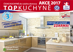 SEFIR Kuchyne 2017