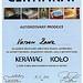 Certifikat KERAMAG KOLO