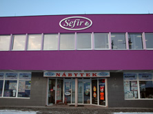 Budova Sefir